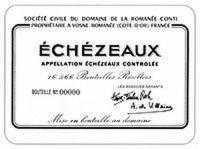 DRC Domaine de la Romanee-Conti Echezeaux 2013 Rated 91-93WA
