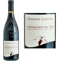 Domaine Galevan Chateauneuf du Pape 2012 Rated 91WA