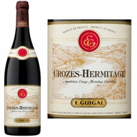 E. Guigal Crozes-Hermitage Rouge 2012 Rated 92VM