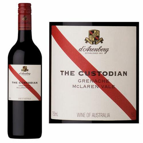 d'Arenberg The Custodian Grenache 2013 (Australia)