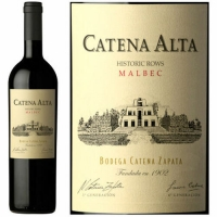Catena Alta Historic Rows Malbec 2013 (Argentina) Rated 94WA