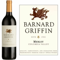 Barnard Griffin Columbia Valley Merlot 2014