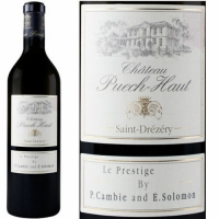 Chateau Puech Haut Coteaux du Languedoc Prestige Red 2017 (France) Rated 90WA