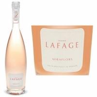 Domaine Lafage Cotes du Roussillon Miraflors Rose 2016