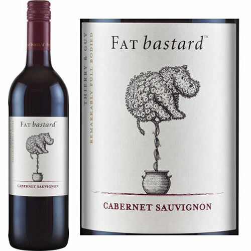 Fat Bastard by Thierry & Guy Cabernet 2019 (France)