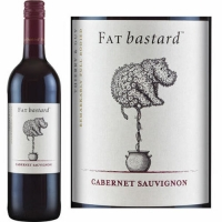 Fat Bastard by Thierry & Guy Cabernet 2014 (France)