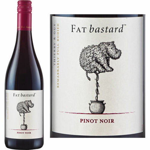 Fat Bastard by Thierry & Guy Pinot Noir 2019