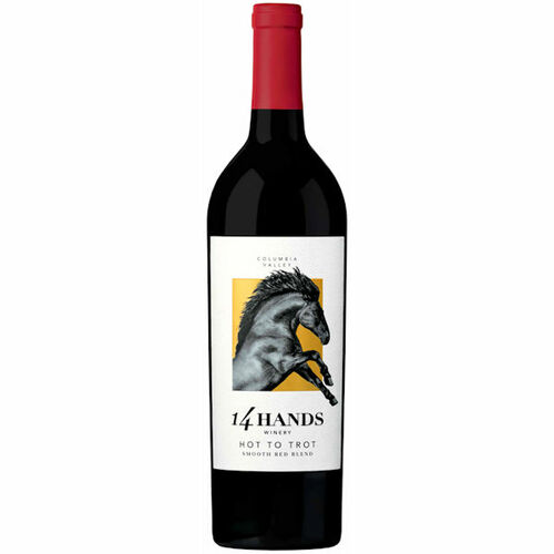 14 Hands Hot to Trot Columbia Red Blend 2018