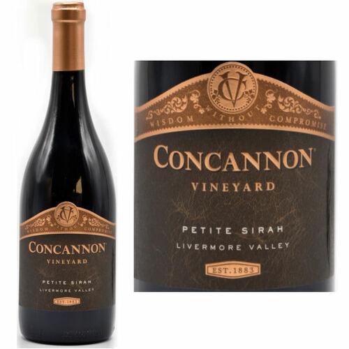 Concannon Livermore Petite Sirah 2018
