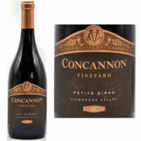 Concannon San Francisco Bay Petite Sirah 2014 Rated 89WE EDITORS CHOICE
