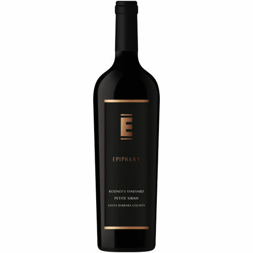 Epiphany Rodney's Vineyard Santa Barbabra Petite Sirah 2017 Rated 94WE