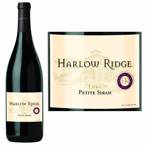 Harlow Ridge Lodi Petite Sirah 2015