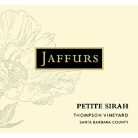 Jaffurs Thompson Vineyard Santa Barbara Petite Sirah 2015