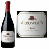 Arrowood Saralee's Vineyard Russian River Syrah 2011