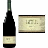 Bell Sierra Foothills Syrah 2016