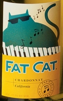 12 Bottle Case Fat Cat California Chardonnay 2017
