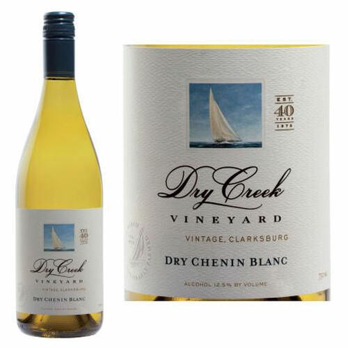 Dry Creek Vineyard Clarksburg Dry Chenin Blanc 2019