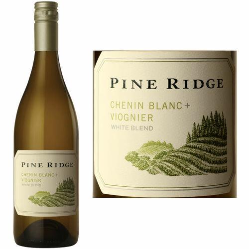 Pine Ridge Chenin Blanc-Viognier 2020