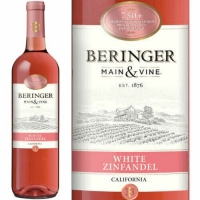 Beringer Main & Vine California White Zinfandel NV