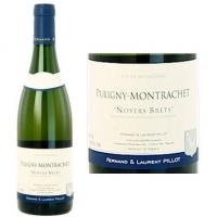 Domaine Fernand & Laurent Pillot Puligny-Montrachet Noyers Brets Chardonnay 2014 (France)