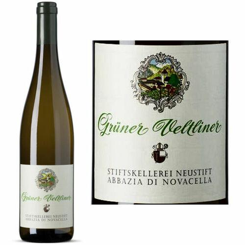 Abbazia di Novacella Gruner Veltliner Alto Adige 2018 (Italy) Rated 92WE EDITORS CHOICE