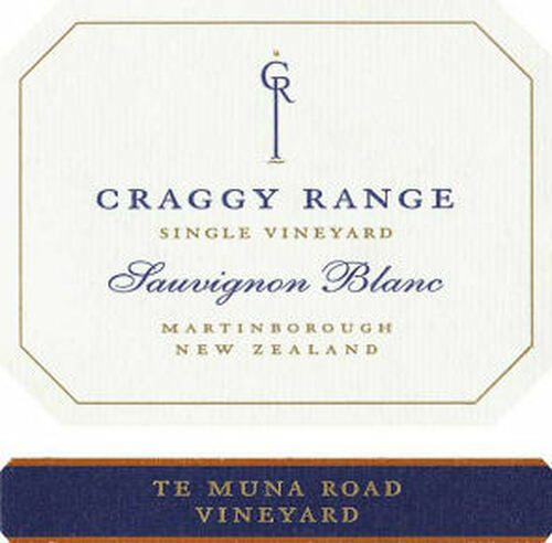 Craggy Range Te Muna Vineyard Sauvignon Blanc 2020 (New Zealand) Rated 93VM