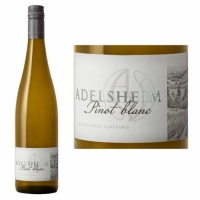 Adelsheim Bryan Creek Vineyard Chehalem Mountain Pinot Blanc 2017