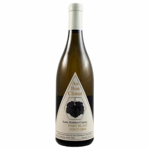 Au Bon Climat Santa Barbara Pinot Blanc Pinot Gris 2019
