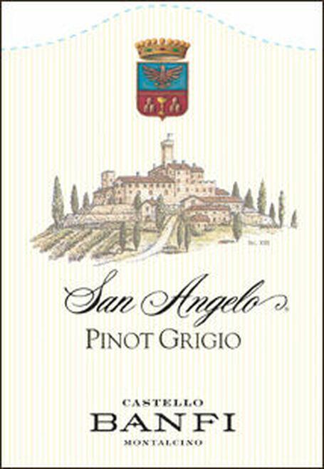 Castello Banfi San Angelo Pinot Grigio 2018
