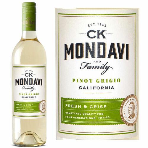 CK Mondavi California Pinot Grigio 2019
