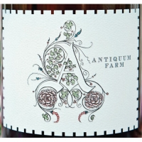 Antiquum Farm Aurosa Willamette Pinot Gris Oregon 2016