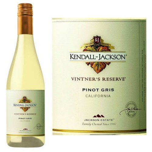 Kendall Jackson Vintner's Reserve Pinot Gris 2019