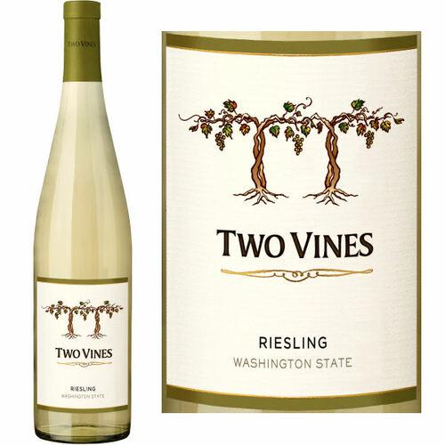 Two Vines Riesling Washington 2017