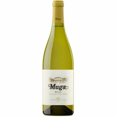Bodegas Muga Rioja Blanco 2019 (Spain) Rated 92JD