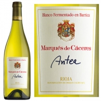 Marques de Caceres Antea Rioja Barrel Fermented White 2013 (Spain)
