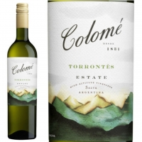 Bodega Colome High Altitude Vineyards Salta Torrontes 2016 (Argentina)