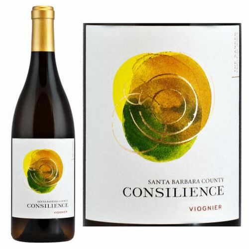 Consilience Santa Barbara Viognier 2016