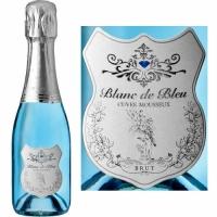 Blanc de Bleu Cuvee Mousseux Sparkling NV 187ml