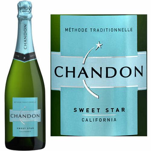 Chandon California Sweet Star NV