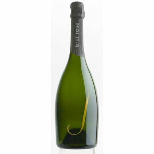 J Vineyards Brut Rose Sparkling NV Rated 89WE