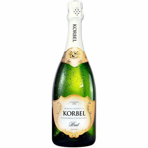 Korbel California Brut Champagne NV