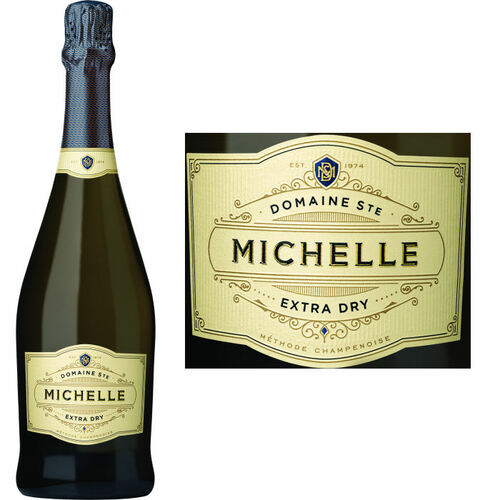 Domaine Ste. Michelle Columbia Valley Extra Dry NV (Washington) Rated 88WE
