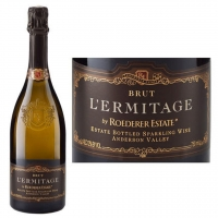 Roederer Estate Anderson Valley L'Ermitage Brut 2009 Rated 92WS