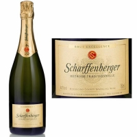 Scharffenberger Brut Excellence NV Rated 91WE EDITORS CHOICE