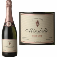 Schramsberg Mirabelle Brut Rose NV Rated 93WS SMART BUY