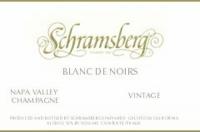 Schramsberg Napa Blanc de Noirs 2012