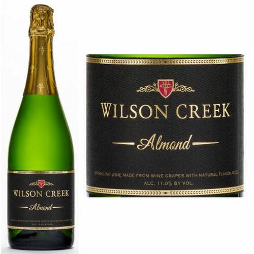 Wilson Creek Almond California Champagne NV
