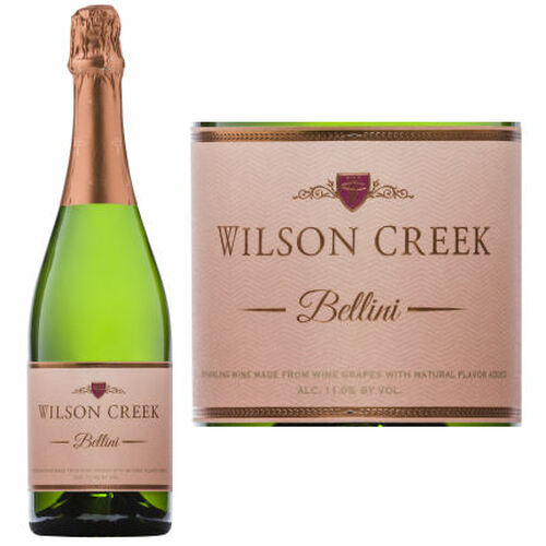 Wilson Creek Peach Bellini NV