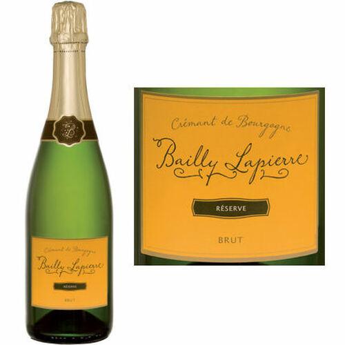 Bailly-Lapierre Cremant de Bourgogne Brut Reserve NV