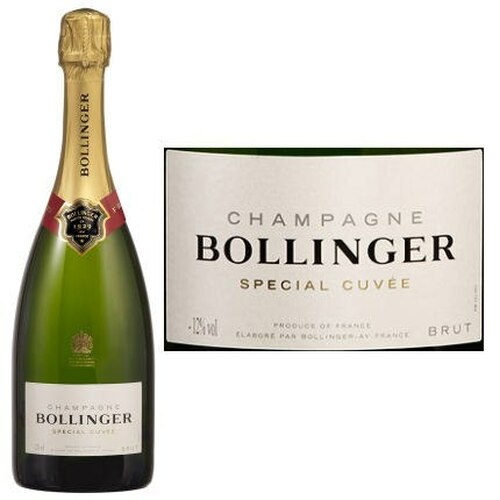 Bollinger Special Cuvee Brut NV (France) Rated 94WS